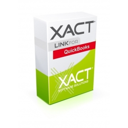 Xact Accounting Link for ACT! and QuickBooks