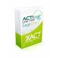 Xact Accounting Link for Act! and Sage One - One year subscription