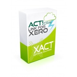 Xact Accounting Link for ACT! and Xero